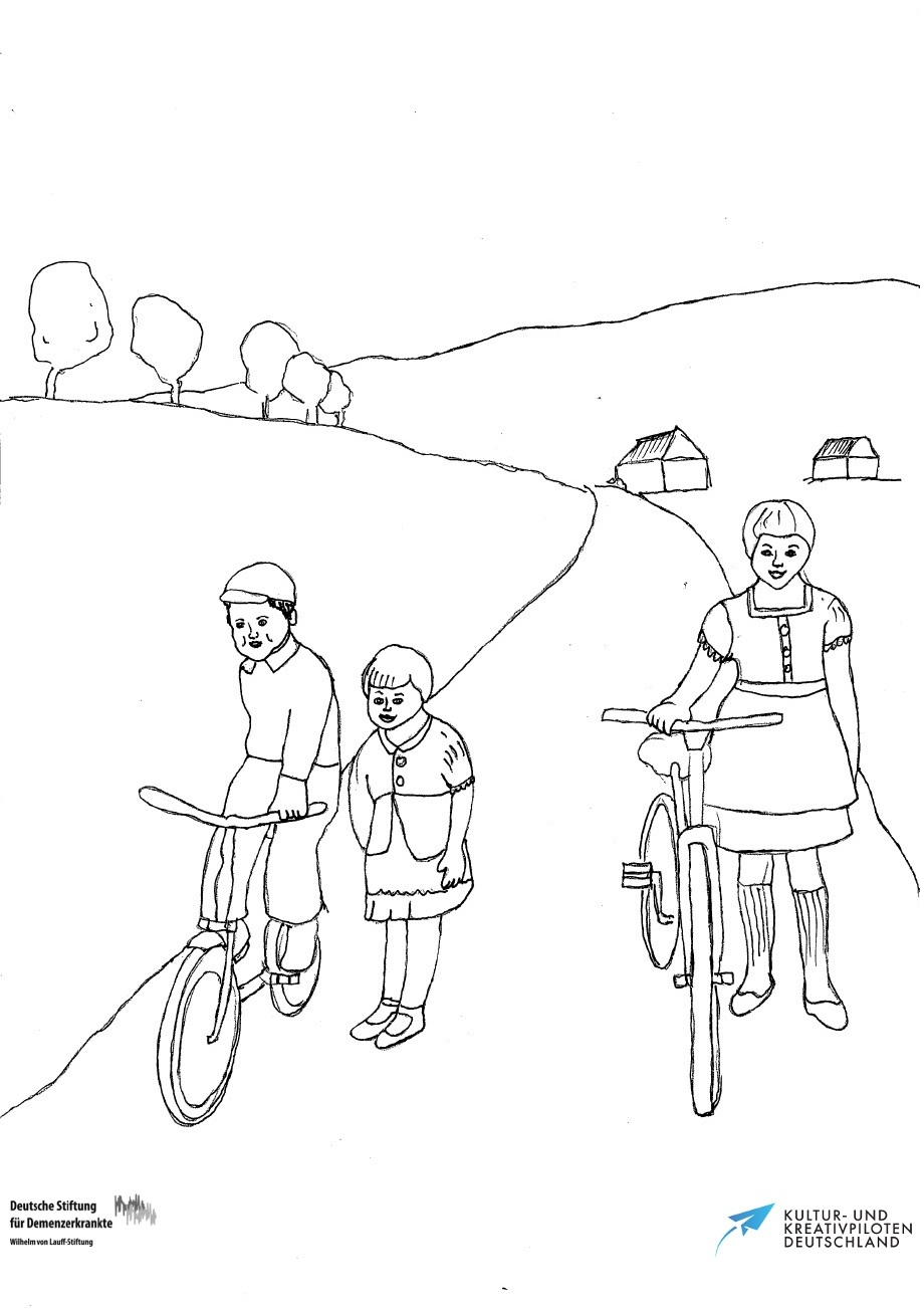 Malvorlagen Deutsche Stiftung Für Demenzerkrankte